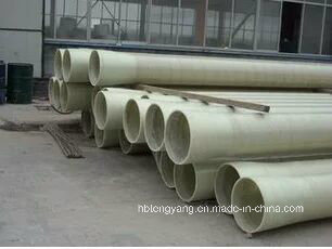 FRP GRP Fiberglass Composite Pressure Epoxy Resin Water and Oil Pipe