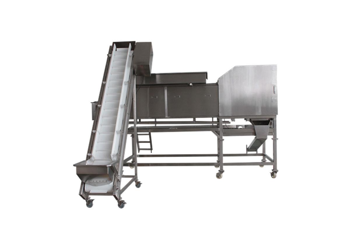 Vertical Lift Tsj1300 Automatic Food Machine