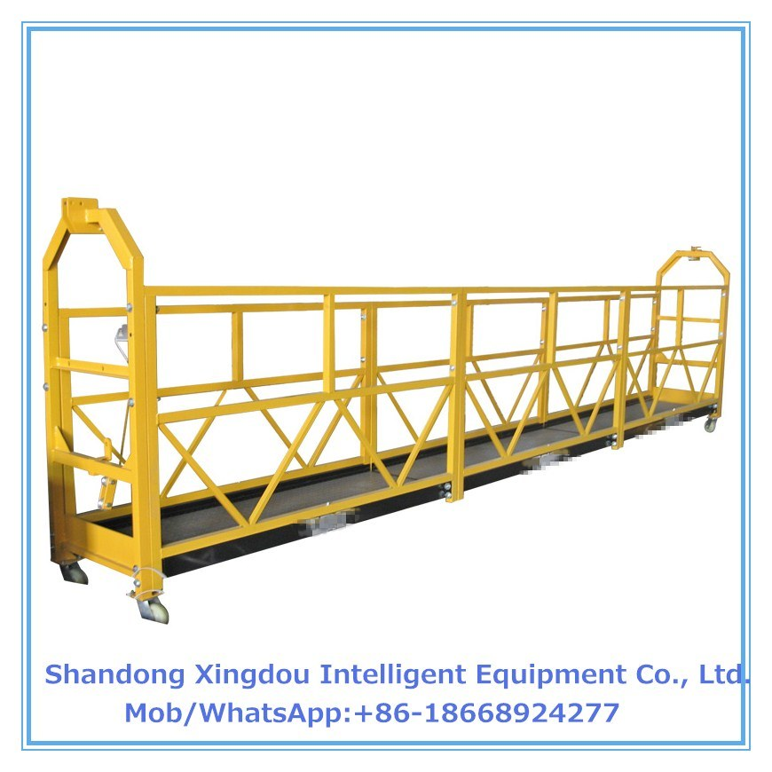 Zlp800 Aluminum Suspended Working Platform