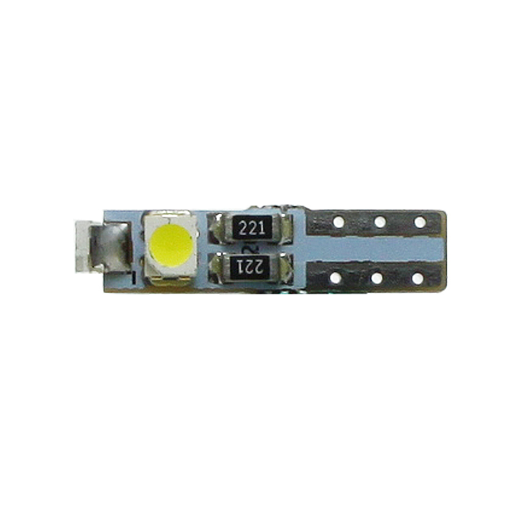 T5 3 SMD 3528 LED Auto Lamp