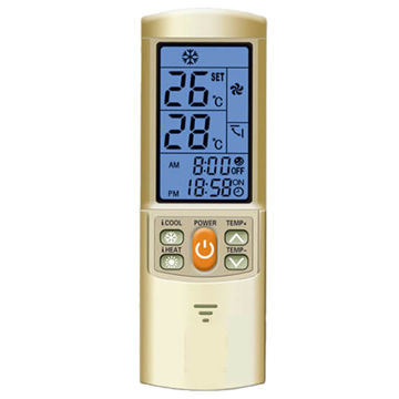 Colorful LCD Remote Control Air Conditioner