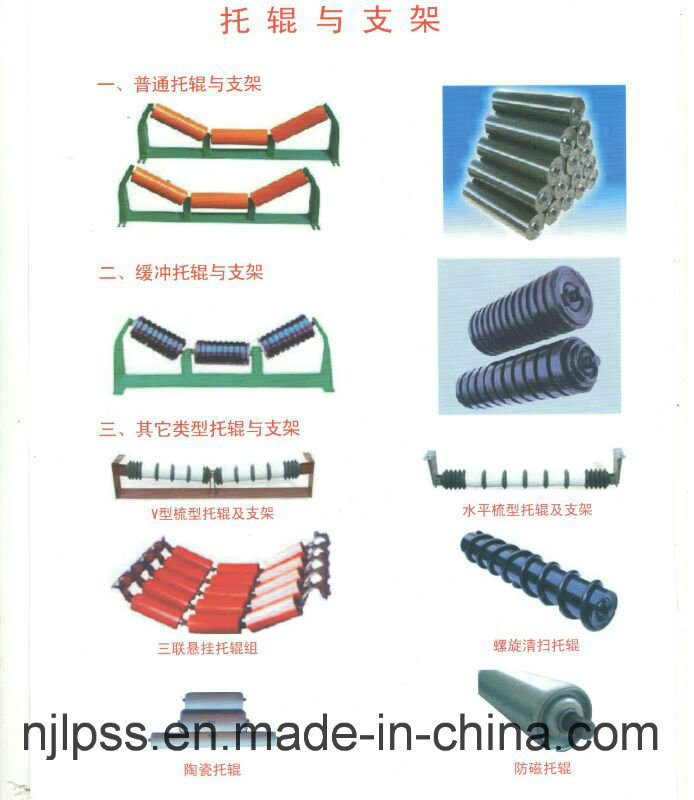Carrier Self Aligning Roller for Belt Conveyor/Conveyor Roller-2