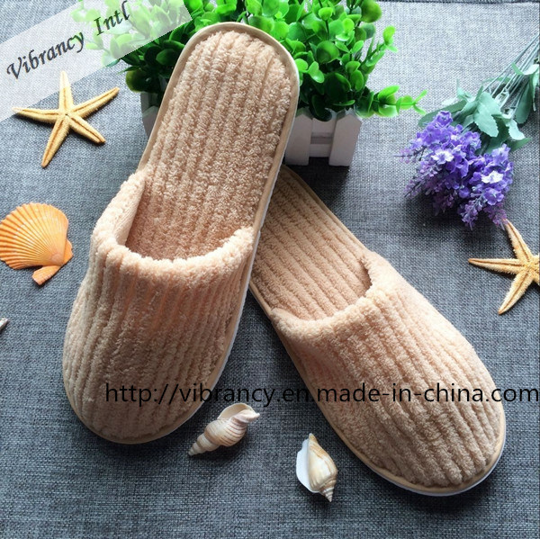 Good Quality for Coral Fleece Home Slippers/Hotel Slippers