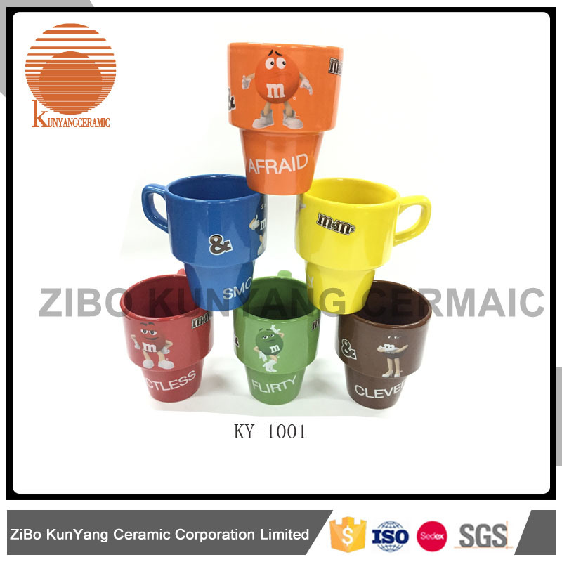 Mars mm Promotion Mugs
