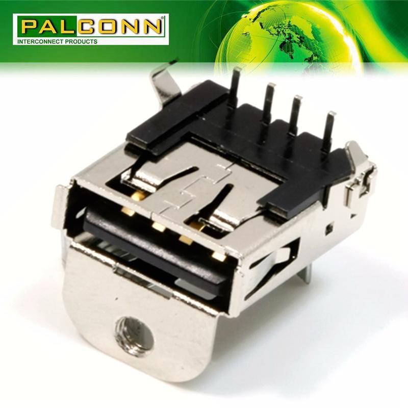 19pin Female HDMI Connector for STB/DVD/HDTV/PC/Automobile Data Recorder/Digital Camera
