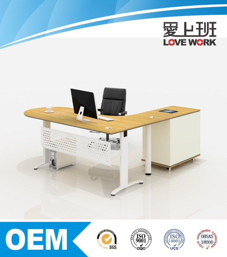 Latest Design Modern Counter Table Design Office Table