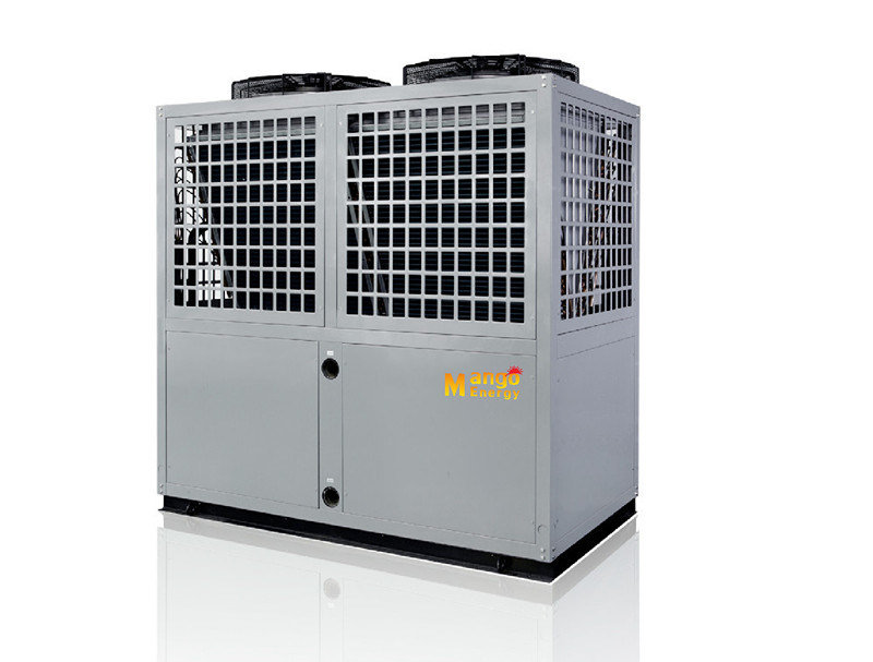 Save75% Electric Low Noise and High Cop 12kw, 19kw, 35kw, 70kw, 105kw 220V-380V/50Hz/60Hz Max 60deg Air to Water Heat Pump