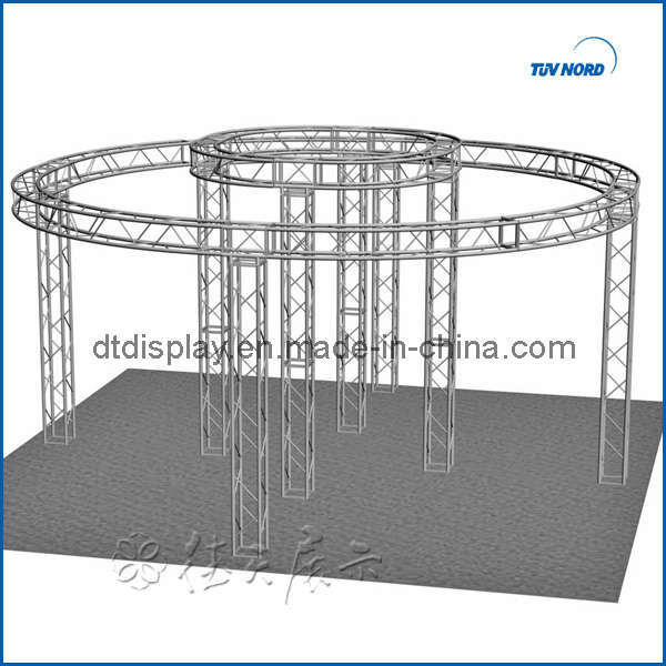 Exhibition Stand Truss : China aluminum truss stand exhibition booth display