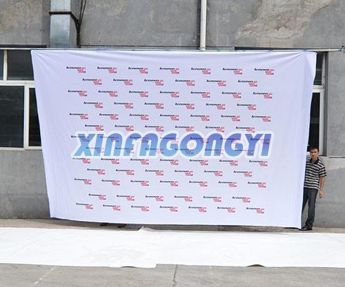 Custom Display Banner/Hung Banner/Background/Backdrop
