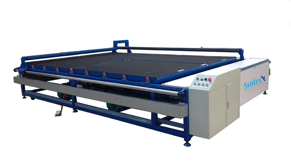 Semi-Automatic Glass Cutting Machine with Break Function