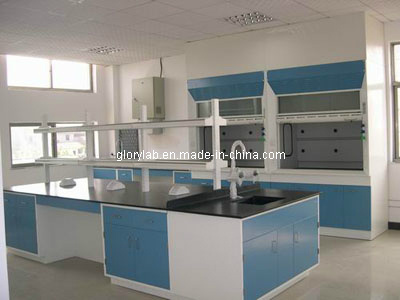New Type All Steel Centre Bench Lab Furniture (JH-SL002)