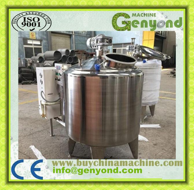 High Quality Stainless Steel Milk Storage Tank
