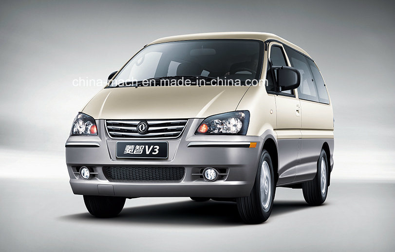 No. 1 Sale Volume Hot Selling Dongfeng Euro IV 2016 Lingzhi MPV Mini Bus (luxurious)