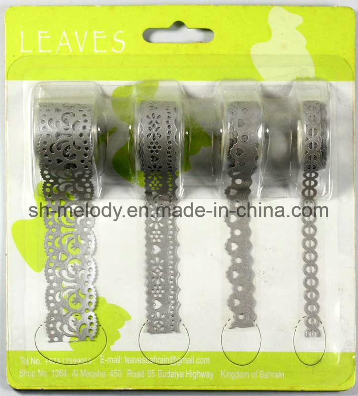 Self-Adhesive Die Cut Craft Lace Border