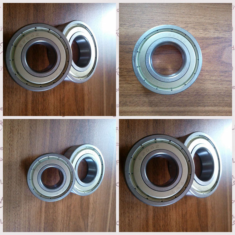 Motorcycle Front Wheel Bearing 6302zz Deep Groove Ball Bearing