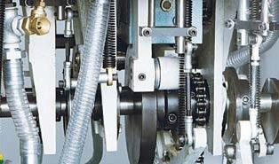 Njp-1200A Series High Speed Capsule Filling Machine