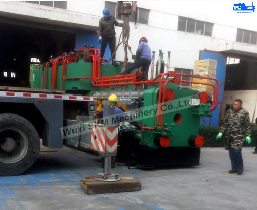 Automatic Aluminium Extrusion Press with Rexroth Pump
