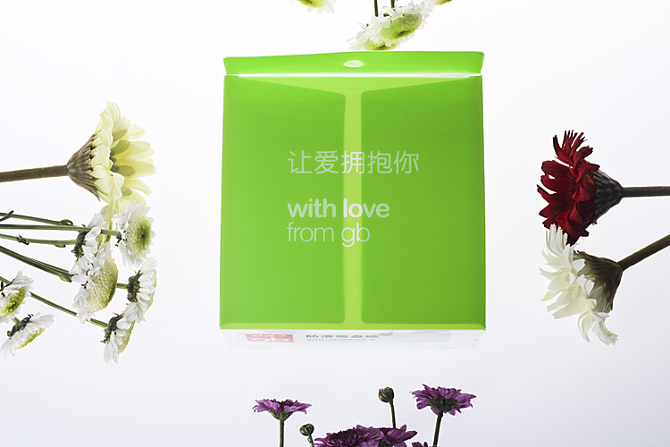 Printing PVC Packaging Box for Packing