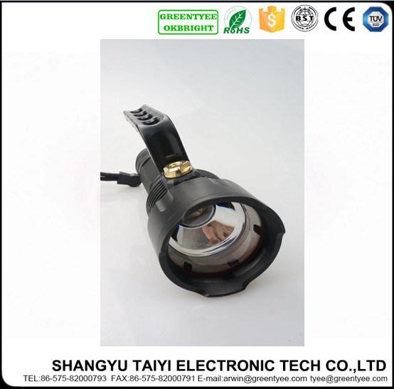 Emergency Light Aluminium CREE LED Flashlight LED Torch