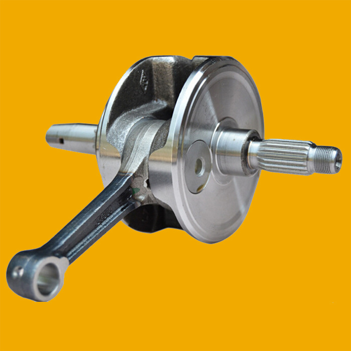 Motorcycle Spare Parts for High Quality Motorbike Crankshaft