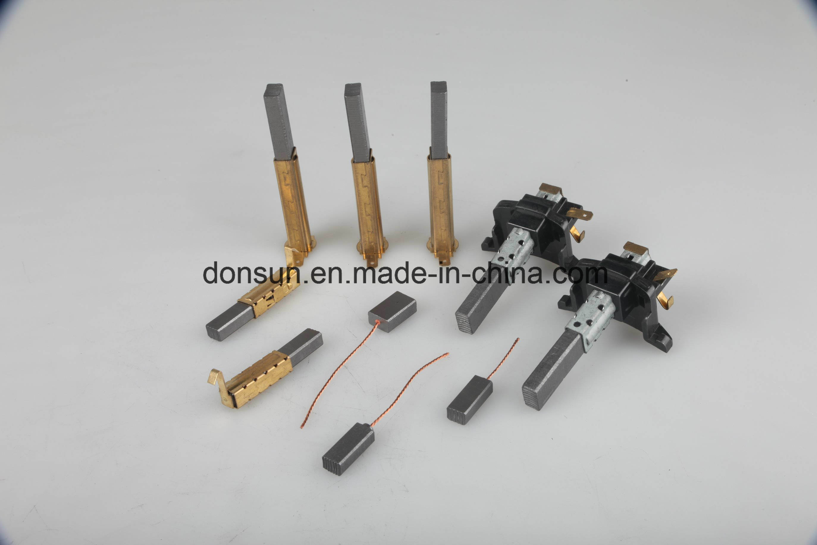Carbon Brush for Vacuum Machine Motor Spare Parts
