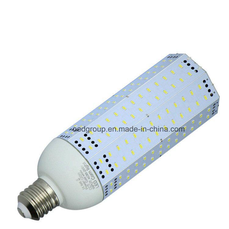 High Power 80W E26/E27/E39/E40 LED Corn Bulbs with AC 85-265V and Aluminum Housing