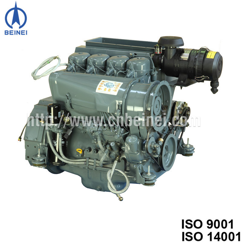 Deutz Air Cooled Diesel Engine F4l912 for Construction Machinery (14kw~141kw)