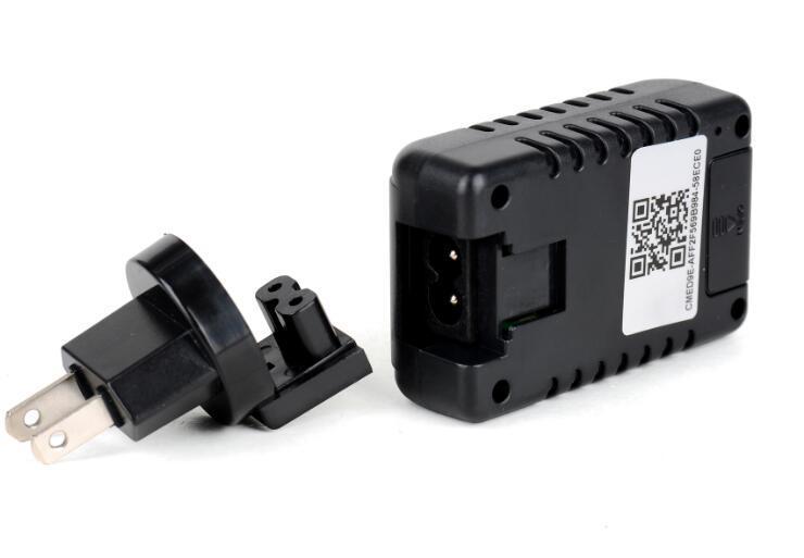 WiFi Wall Charger Adapter 1080P Camera Adaptor Recorder