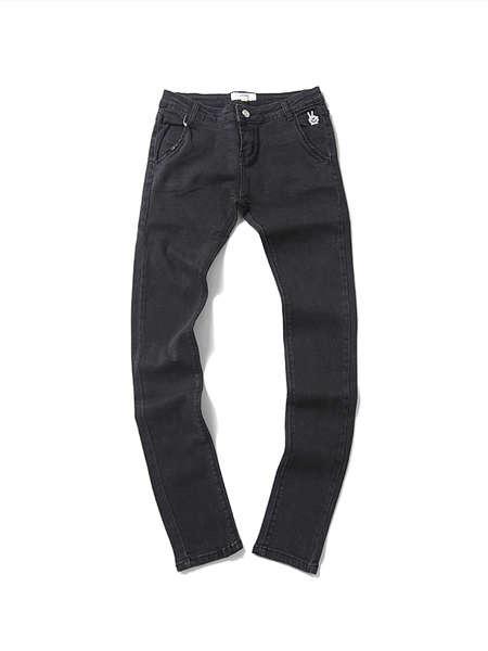 2017 Women and Girls Lycra Cotton Skinny Denim Jeans