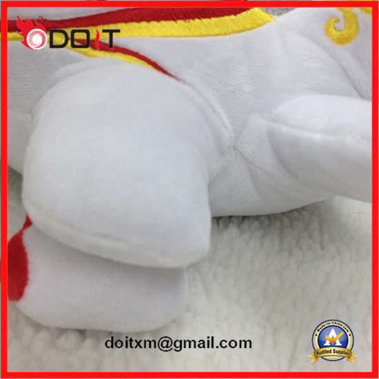 Custom Made Stuffed Plush Plane Aircraft Toy for Airline Company