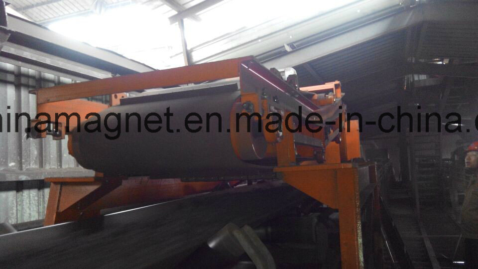 Btk Type Magnetic Separator Special for Magnetic Mine