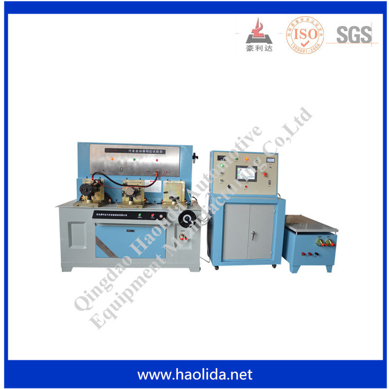 Automobile Starter Motor Test Bench with Computer Control