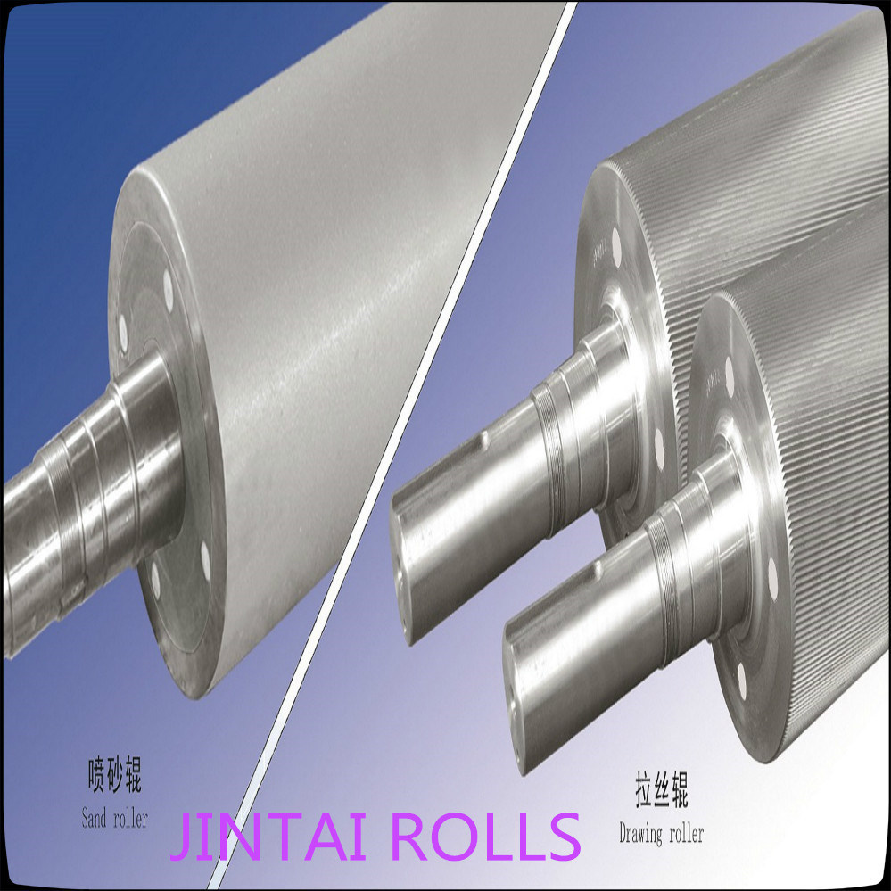 Wheat Maize Machine Mill Roll Drawing Roll