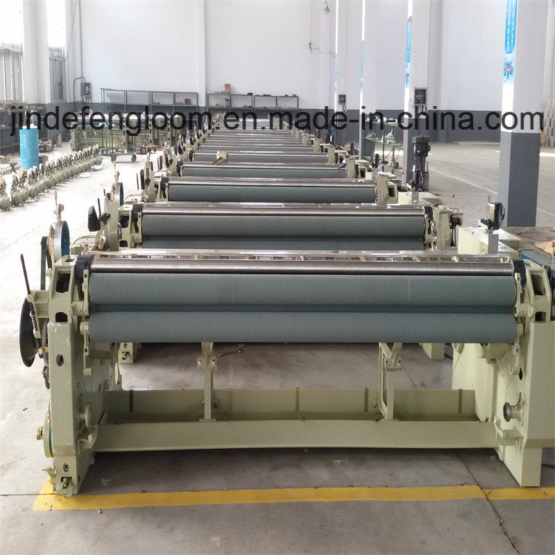 Three Nozzle Double Pump Water Jet Loom Weaving Machine