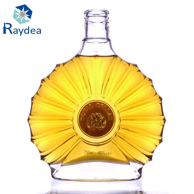 Glass Bottle in 700ml for Gift