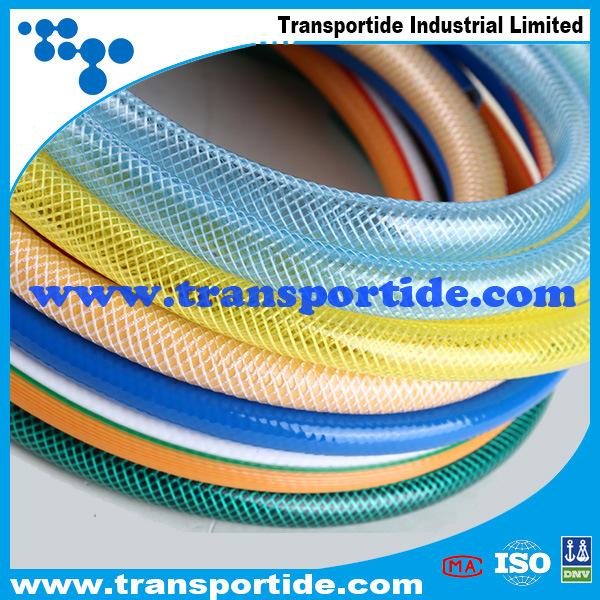 China High Quality PVC Transparent Hose