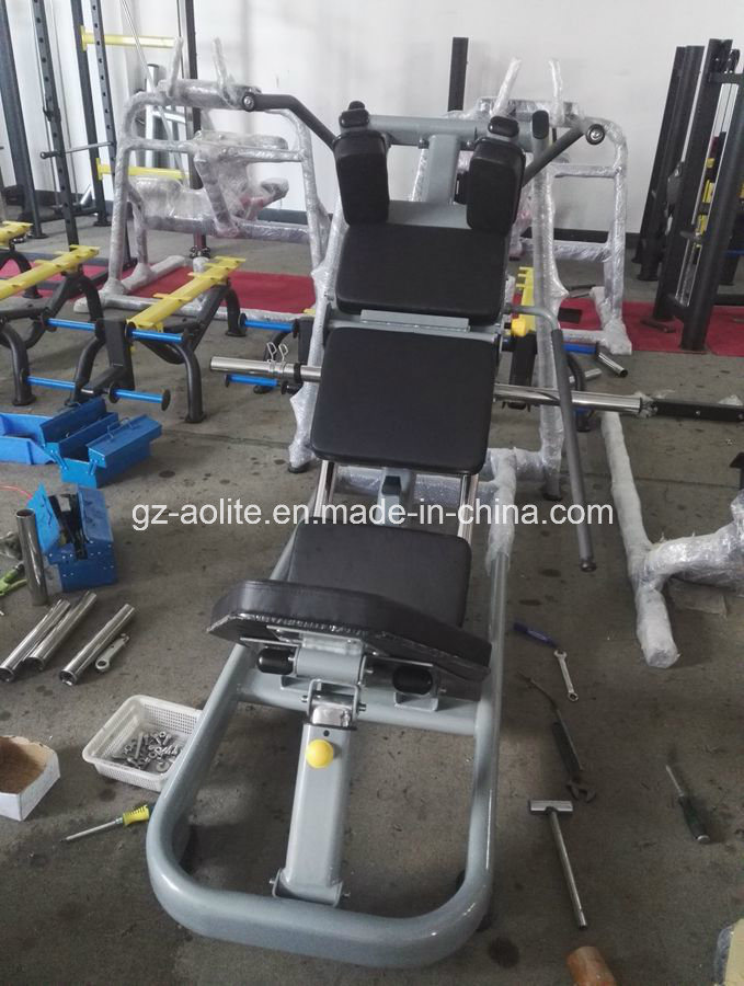 Leg Press & Hack Squat Commercial Gym Exercise Equipment Training Equipment for Wholesale