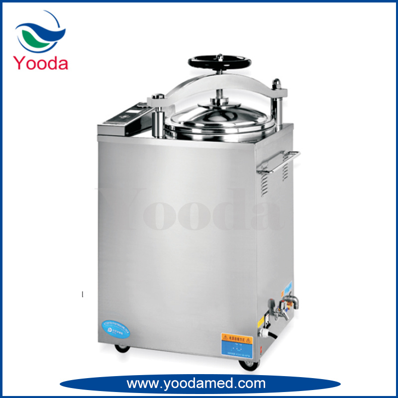 Full Stainless Steel Pressure Steam Sterilizer Autoclave