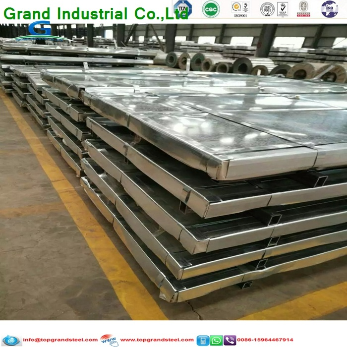 Corrugated Metal Galvanized Roofing Steel Sheet