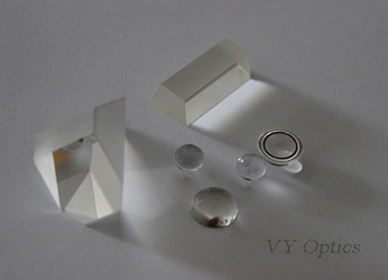 Optical N-Bk7 Glass Roof Prism for Optical Instrument From China