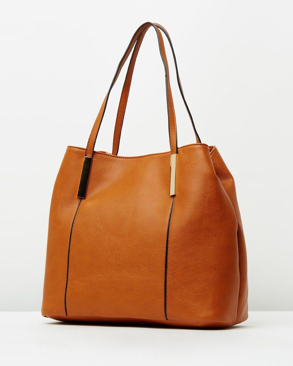 New Trendy PU Women Tote Bag Designer Fashion Handbags