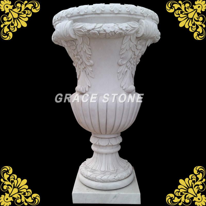 Garden Stone Flower Pot (GS-FL-111)
