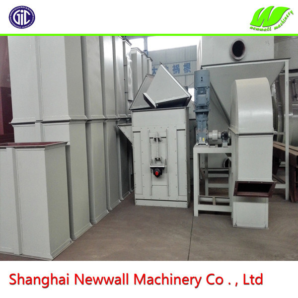 30t/Hour Full Automatic Dry Mortar Mixer