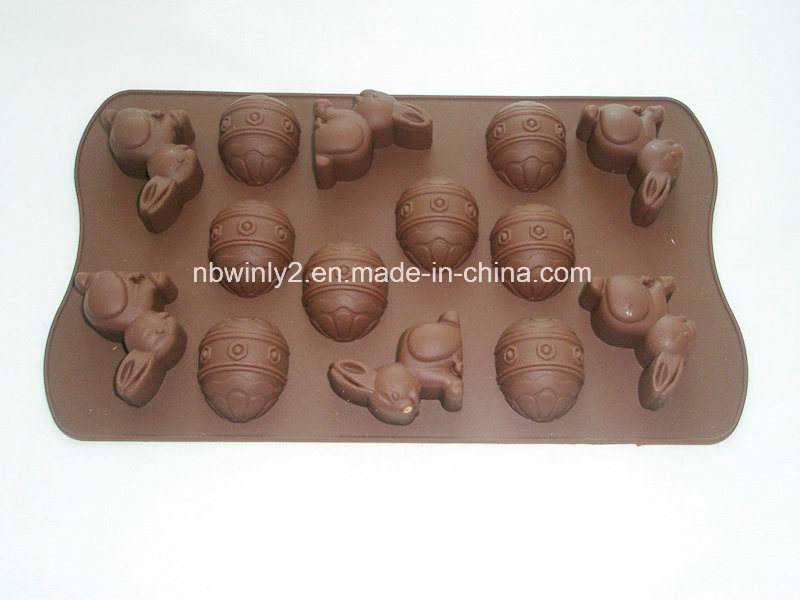 Silicone Chocolate Mould