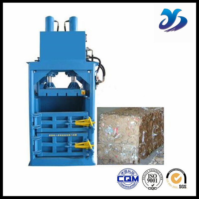 Baler Machine for Used Clothing with Good Quality