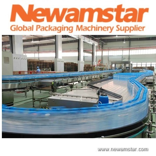 Filled (Full) Bottle Conveyor System (PDSS)