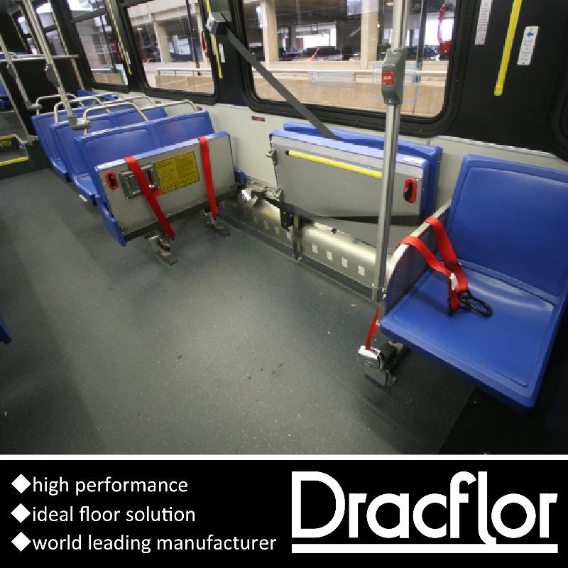 PVC Floor Covering Bus Flooring (F-1108)