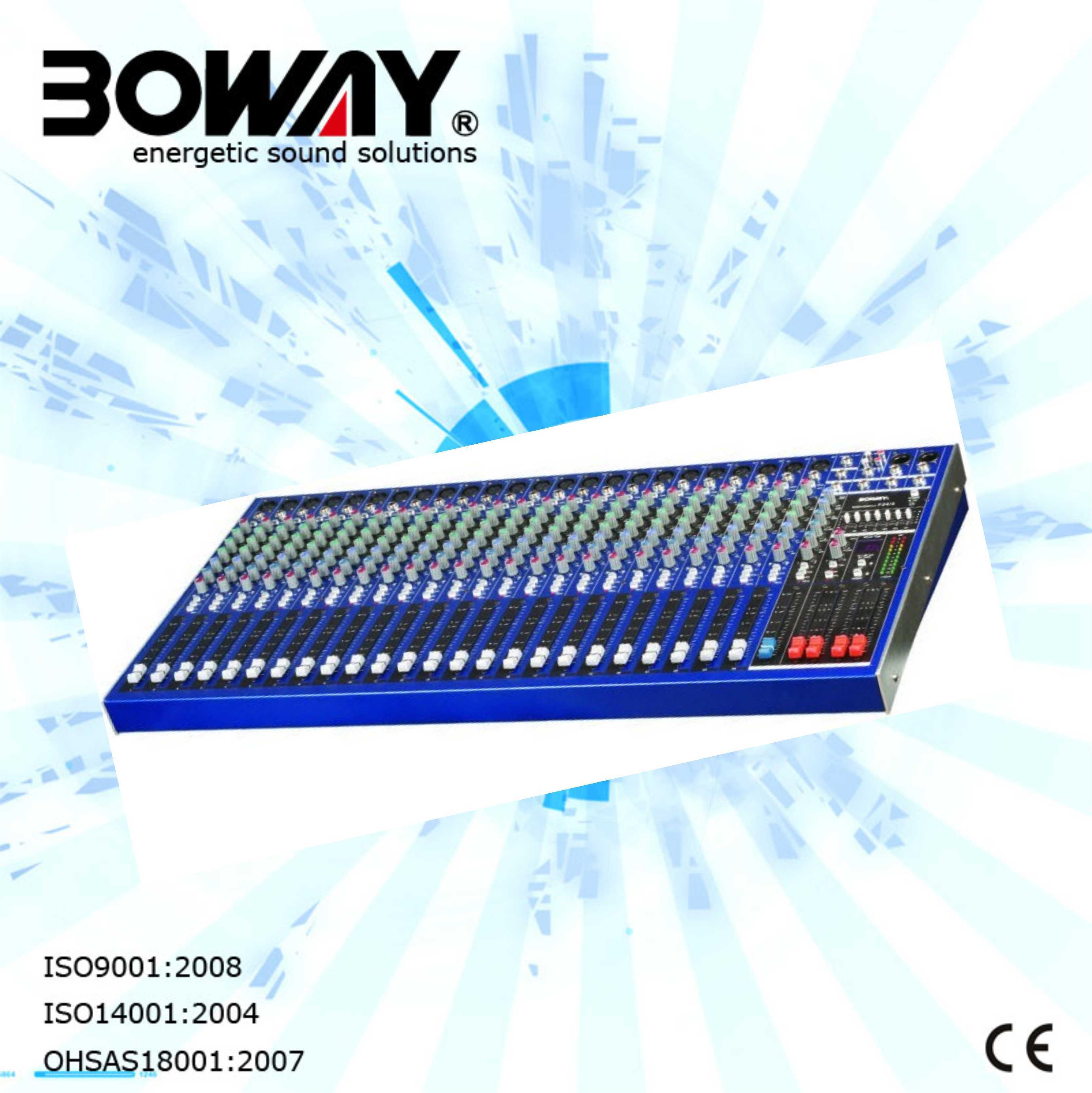 New Model (F26/4) /Professional Mixer/DJ Mixer/Stage Mixer/Meclador