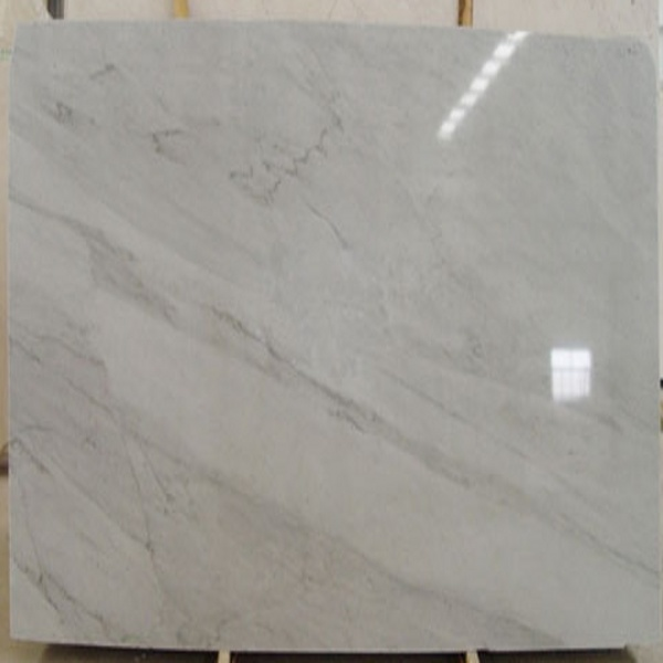 Polished Bianco Carrara White Marble Slabs