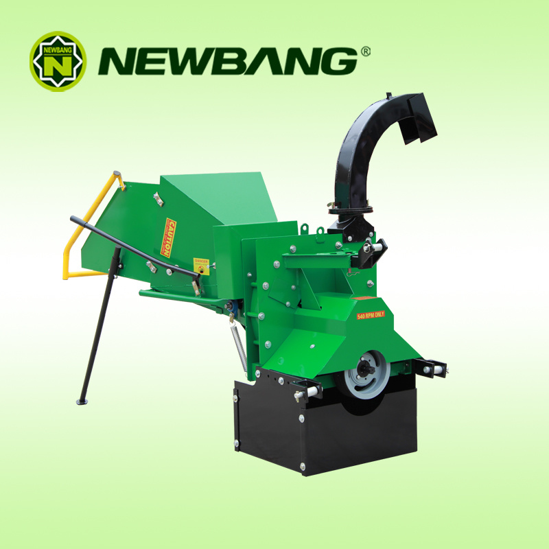 Tractor Wood Chipper with CE Certification